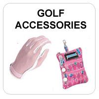 Golf Accessories - Gloves, Purses, Golf Balls, etc.