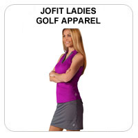 Ladies JoFitGolf Apparel