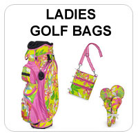 Check Out Loads of Ladies Golf Bags and Accessories