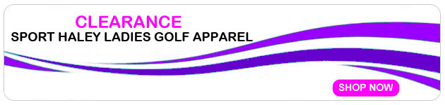 Sport Haley Ladies Golf Clearance