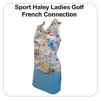 Sport Haley Ladies French Connection Collection
