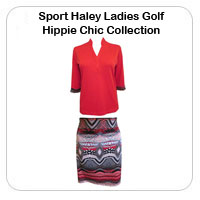 Sport Haley Ladies Hippie Chic Collection