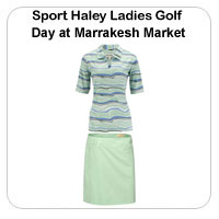 Sport Haley Ladies Day at Marrakesh Market Collection