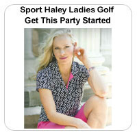 Sport Haley Ladies Golf Get This Party Started Collection