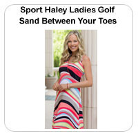 Sport Haley Ladies Sand Between Your Toes Collection