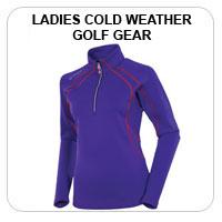 Ladies Cold Weather Golf Gear