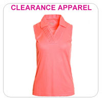 Ladies Golf Apparel Clearance Shoppe