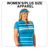 Women's/Plus Size Golf Apparel
