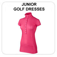 Junior Girls Golf Dresses