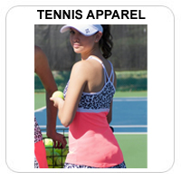 Ladies Tennis Apparel
