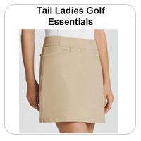 Ladies Tail Golf Essentials