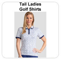 Tail Ladies Golf Shirts