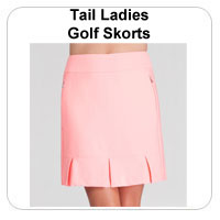 Tail Ladies Golf Skorts