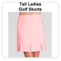 Tail Ladies Golf Skorts
