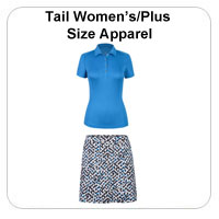 Ladies Golf Tail Women's/Plus Size Apparel