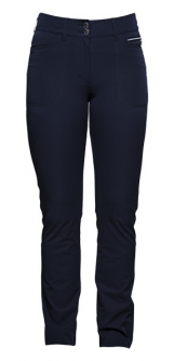"Daily Sports Ladies 32"" Miracle Golf Pants - Navy"