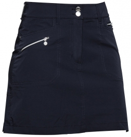 "Daily Sports Ladies 18"" Miracle Golf Skorts - Navy"
