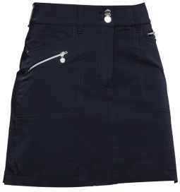 "Daily Sports Ladies 20.5"" Miracle Golf Skorts - Navy"
