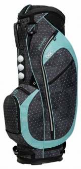 Ogio Women's Duchess Golf Cart Bags - Polka Dot / Mint
