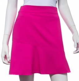 "CLEARANCE EP New York Ladies & Plus Size 19"" Golf Skorts - Treasure Island (Cocktail Pink)"