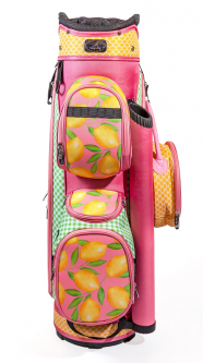 Sassy Caddy Ladies Golf Cart Bags - Sicily