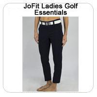 JoFit Ladies Golf Essentials Collection