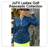 JoFit Ladies Golf Reposada Collection