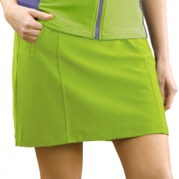 CLEARANCE Monterey Club Ladies Dry Swing Pull On Golf  Skorts - Assorted Colors