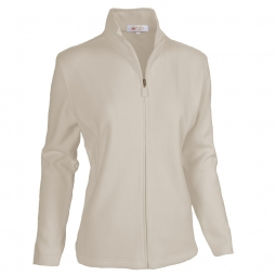 Monterey Club Ladies & Plus Size Comfort Light French Rib Knit Golf Jackets (Assorted Colors)