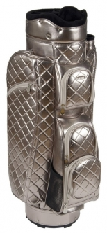Cutler Ladies Golf Cart Bags - Champagne