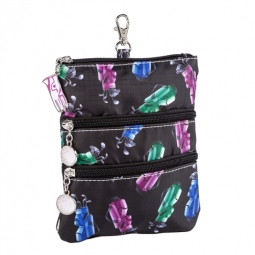 Sydney Love Ladies Golf Clip on Accessory Pouches - It's in the Bag (Black)
