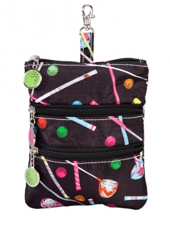 Sydney Love Ladies Golf Clip-On Accessory Bags - Driving Me Crazy