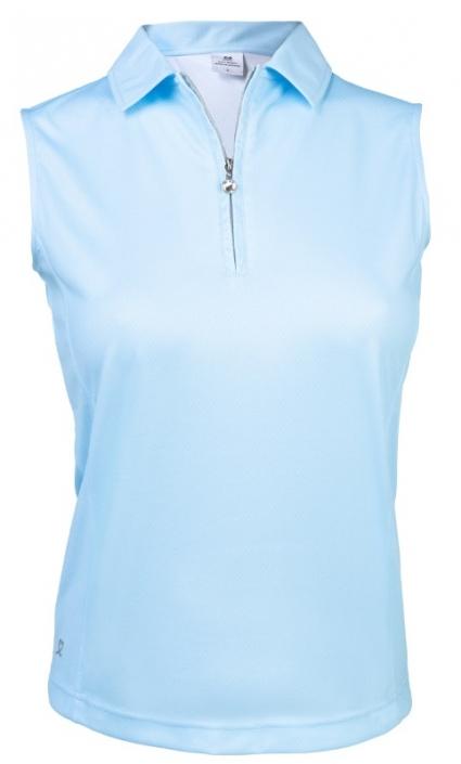 4dd5187bf68 Lori s Golf Shoppe  Daily Sports Ladies   Plus Size Macy Sleeveless Golf  Polo Shirts - Mermaid