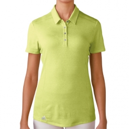 Adidas Ladies & Plus Size Puremotion Short Sleeve Golf Shirts - Assorted Colors