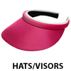 Ladies Golf Hats & Visors