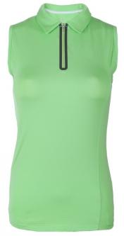 1f635c98f60de1 SALE Bette   Court Ladies CE Utopia S L Golf Polo Shirts - Green Come