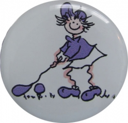 BOG Ball Marker & Shiny Nickel Visor Clips - Driving Golf Gals (Assorted Colors)