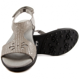 Sandbaggers Ladies Galia Golf Sandals Golf Sandals For Sale