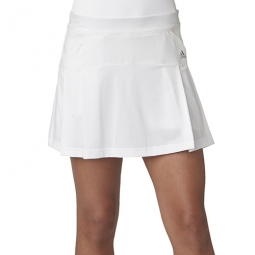 Adidas Junior Girls Rangewear Pull On Golf/Tennis Skorts - White