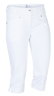"Daily Sports Ladies Lyric 24½"" Golf City Shorts - White"