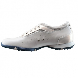 CLEARANCE Golfstream Ladies Honeycomb Golf Shoes - Khaki