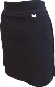 "EP Pro Ladies & Plus Size Essentials 19"" Tour Tech Bi Stretch Pull On Golf Skorts - Assorted Colors"