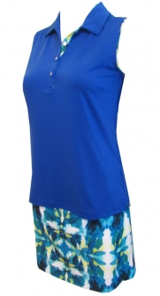 EP Pro Ladies & Plus Size Golf Outfits (Shirt & Skort) - Ipanema