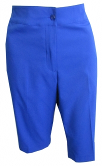"EP Pro Ladies & Plus Size 23"" Golf Shorts - Ipanema (Belo Blue)"