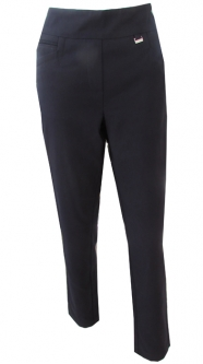 EP New York Ladies & Plus Size Essentials Pull On Golf Ankle Pants - Assorted Colors