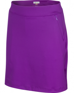 "Greg Norman Ladies & Plus Size Flounce 18"" Pull On Golf Skorts - ESSENTIALS (Assorted Colors)"
