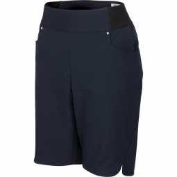 "Greg Norman Ladies & Plus Size 19"" Pull On Golf Shorts - ESSENTIALS (Assorted Colors)"