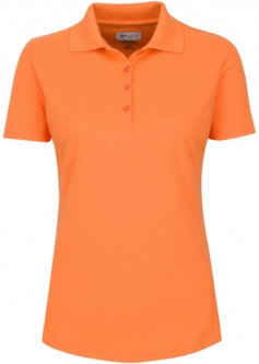 CLEARANCE Greg Norman Ladies S/S Protek Micro Pique  Golf Shirts - Essentials (Assorted Colors)