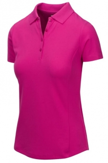 Greg Norman Ladies & Plus Size S/S Protek Micro Pique  Golf Shirts - ESSENTIALS (Assorted)