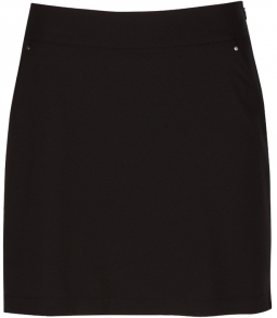 CLEARANCE Greg Norman Ladies ML75 Microlux Golf Skorts - ESSENTIALS (Black) - Fall 2017